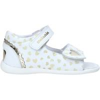 Παπούτσια Κορίτσι Σανδάλια / Πέδιλα Melania ME0820A0S.B λευκό