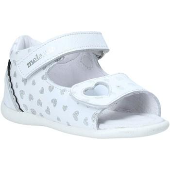 Παπούτσια Κορίτσι Σανδάλια / Πέδιλα Melania ME0820A0S.A Ασήμι