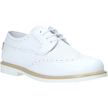 Παπούτσια Παιδί Derby Melania ME6219F0S.A λευκό
