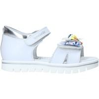 Παπούτσια Κορίτσι Σανδάλια / Πέδιλα NeroGiardini E021474F λευκό