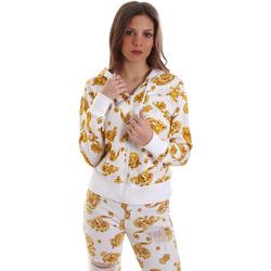 Υφασμάτινα Γυναίκα Φούτερ Versace B6HVB796SN500003 λευκό