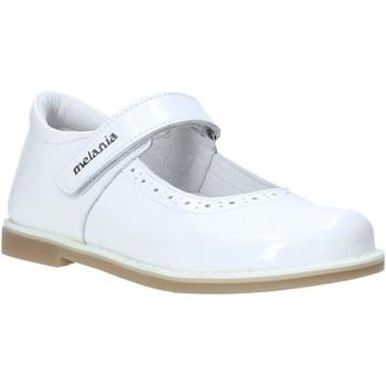 Παπούτσια Κορίτσι Μπαλαρίνες Melania ME2139D0S.E λευκό