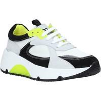 Παπούτσια Παιδί Χαμηλά Sneakers Melania ME6207F0S.A Μαύρος