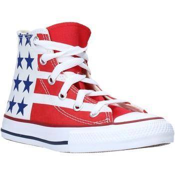Παπούτσια Παιδί Ψηλά Sneakers Converse 667794C λευκό