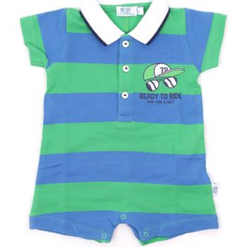 Υφασμάτινα Παιδί Ολόσωμες φόρμες / σαλοπέτες Melby 20P7130 Μπλε