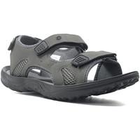 Παπούτσια Άνδρας Σπορ σανδάλια Lotto L52292 Γκρί