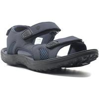 Παπούτσια Άνδρας Σπορ σανδάλια Lotto L52292 Μπλε