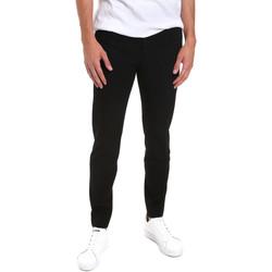 Υφασμάτινα Άνδρας Παντελόνια Chino/Carrot Calvin Klein Jeans K10K104807 Μπλε