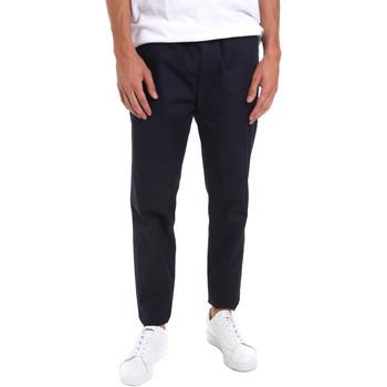Υφασμάτινα Άνδρας Παντελόνια Chino/Carrot Calvin Klein Jeans K10K105138 Μπλε