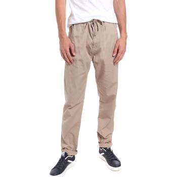 Υφασμάτινα Άνδρας Παντελόνια Chino/Carrot Gaudi 011BU25015 Μπεζ