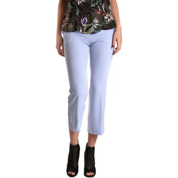 Υφασμάτινα Γυναίκα Κοντά παντελόνια Gaudi 811FD25026 Μπλε