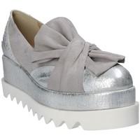 Παπούτσια Γυναίκα Εσπαντρίγια Grace Shoes 1304 Γκρί