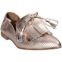 Παπούτσια Γυναίκα Μοκασσίνια Mally 6190 Ροζ