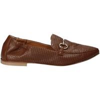 Παπούτσια Γυναίκα Μοκασσίνια Mally 6264 καφέ