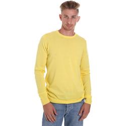 Υφασμάτινα Άνδρας Πουλόβερ Sseinse ME1504SS Κίτρινος