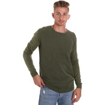 Υφασμάτινα Άνδρας Πουλόβερ Sseinse ME1510SS Πράσινος
