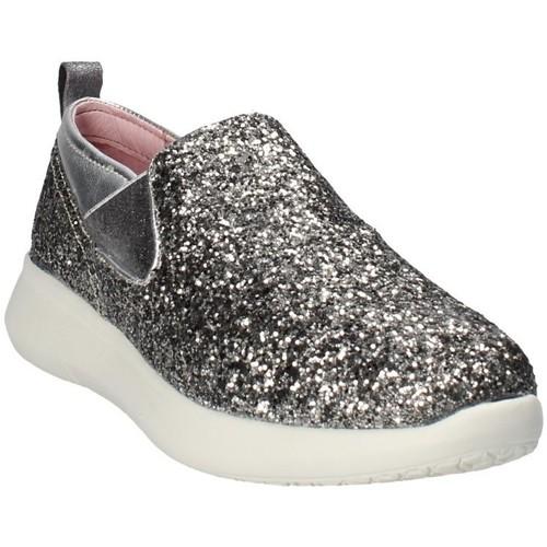 Παπούτσια Γυναίκα Slip on Stonefly 110458 Γκρί