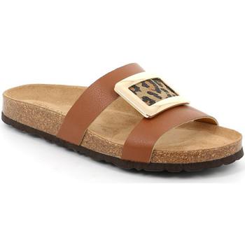 Παπούτσια Γυναίκα Τσόκαρα Grunland CB2466 καφέ