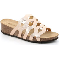 Παπούτσια Γυναίκα Τσόκαρα Grunland CB2490 Μπεζ