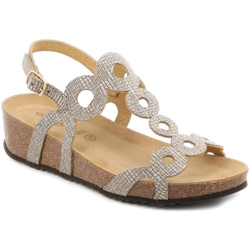 Παπούτσια Γυναίκα Σανδάλια / Πέδιλα Grunland SB1597 Μπεζ