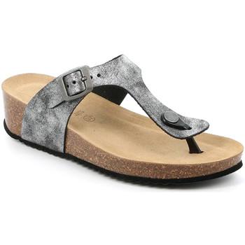 Παπούτσια Γυναίκα Σαγιονάρες Grunland CB2493 Μαύρος