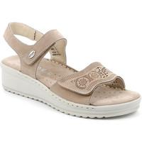 Παπούτσια Γυναίκα Σανδάλια / Πέδιλα Grunland SA2580 Μπεζ