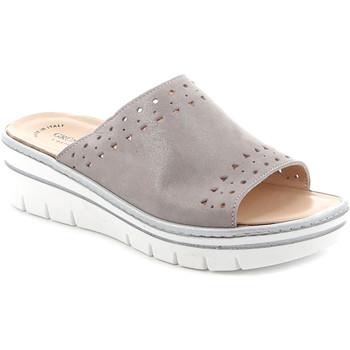 Παπούτσια Γυναίκα Τσόκαρα Grunland CE0706 Γκρί