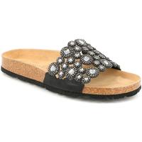 Παπούτσια Γυναίκα Τσόκαρα Grunland CB2460 Γκρί