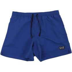 Υφασμάτινα Άνδρας Μαγιώ / shorts για την παραλία Ea7 Emporio Armani 902000 0P730 Μπλε