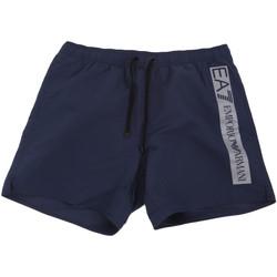Υφασμάτινα Άνδρας Μαγιώ / shorts για την παραλία Emporio Armani EA7 902000 0P732 Μπλε