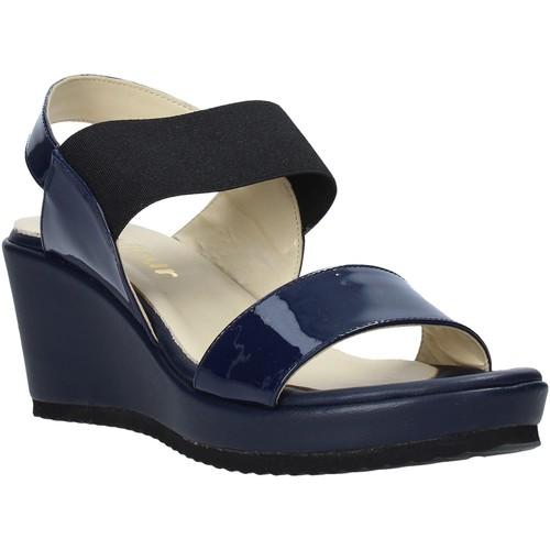 Παπούτσια Γυναίκα Σανδάλια / Πέδιλα Esther Collezioni ZB112 Μπλε