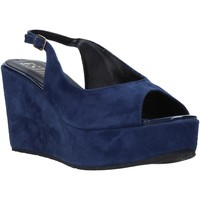 Παπούτσια Γυναίκα Σανδάλια / Πέδιλα Esther Collezioni ZC 042 Μπλε