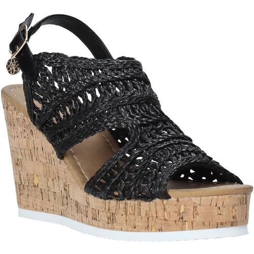 Παπούτσια Γυναίκα Σανδάλια / Πέδιλα Gold&gold A20 GJ265 Μαύρος