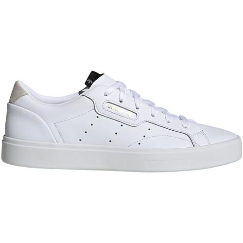 Παπούτσια Γυναίκα Χαμηλά Sneakers adidas Originals DB3258 λευκό