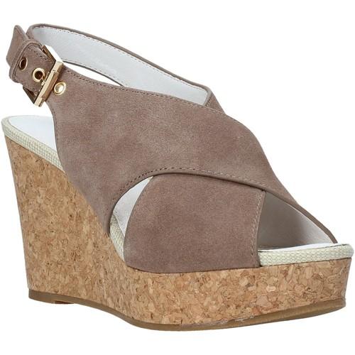 Παπούτσια Γυναίκα Σανδάλια / Πέδιλα Lumberjack SW82106 003 A01 καφέ
