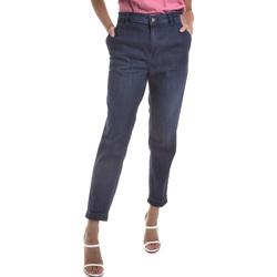 Υφασμάτινα Γυναίκα Jeans Gas 365786 Μπλε