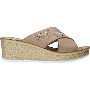 Παπούτσια Γυναίκα Τσόκαρα Grunland CI1771 Μπεζ