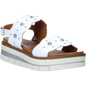 Παπούτσια Γυναίκα Σανδάλια / Πέδιλα Grunland SA2545 λευκό