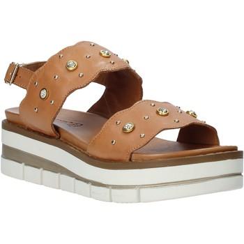 Παπούτσια Γυναίκα Σανδάλια / Πέδιλα Grunland SA2545 καφέ
