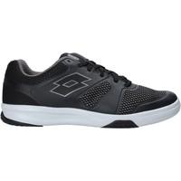 Παπούτσια Άνδρας Χαμηλά Sneakers Lotto 210650 Μαύρος