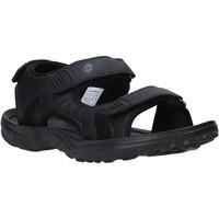 Παπούτσια Άνδρας Σπορ σανδάλια Lotto L52291 Μαύρος