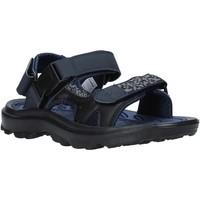 Παπούτσια Άνδρας Σπορ σανδάλια Lotto L52294 Μπλε