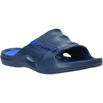 Παπούτσια Άνδρας σαγιονάρες Lotto L49342 Μπλε