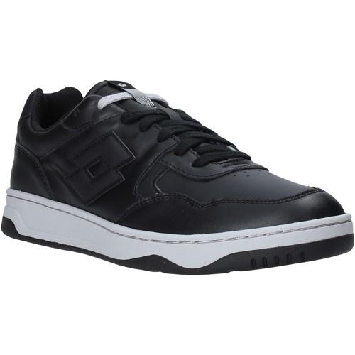 Παπούτσια Άνδρας Χαμηλά Sneakers Lotto L59015 Μαύρος