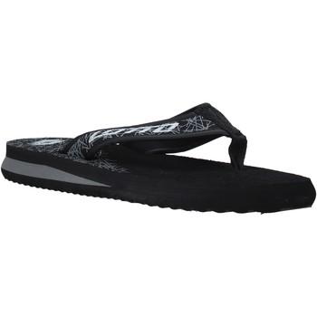 Παπούτσια Άνδρας Σαγιονάρες Lotto L52287 Μαύρος