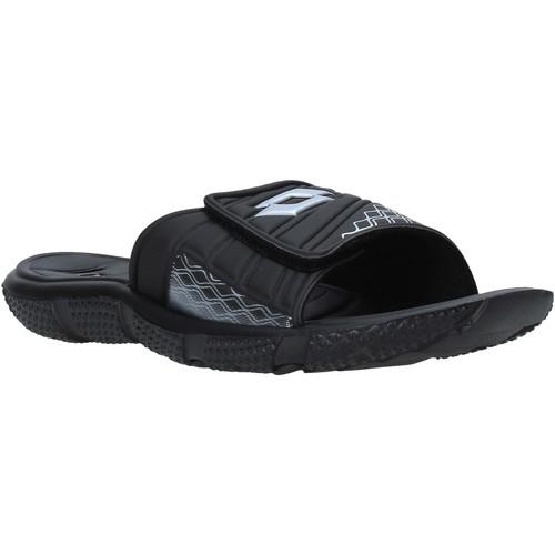 Παπούτσια Άνδρας σαγιονάρες Lotto 211100 Μαύρος