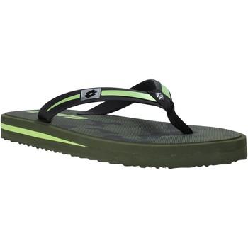 Παπούτσια Άνδρας Σαγιονάρες Lotto L58324 Πράσινος