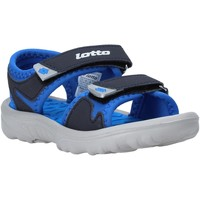 Παπούτσια Παιδί Σανδάλια / Πέδιλα Lotto L55098 Μπλε