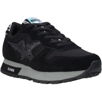 Παπούτσια Γυναίκα Χαμηλά Sneakers Sun68 Z40212 Μαύρος
