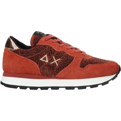 Παπούτσια Γυναίκα Χαμηλά Sneakers Sun68 Z40205 το κόκκινο